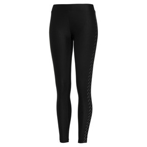 Thumbnail 1 of PUMA x BARBIE WOMEN'S LEGGINGS, Puma Black, medium-JPN
