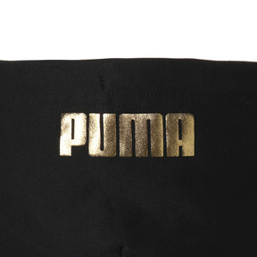 Thumbnail 7 of PUMA x BARBIE WOMEN'S FULL ZIP HOODIE, Puma Black, medium-JPN