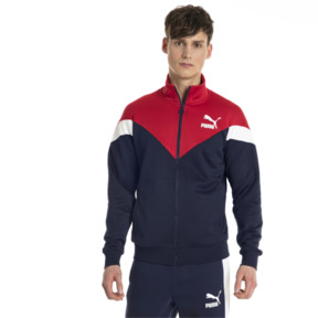 Thumbnail 2 of MCS Men's Track Jacket, Peacoat, medium