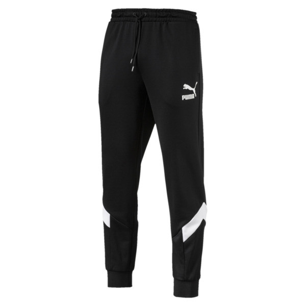 MCS Men's Track Pants, Puma Black-1, large