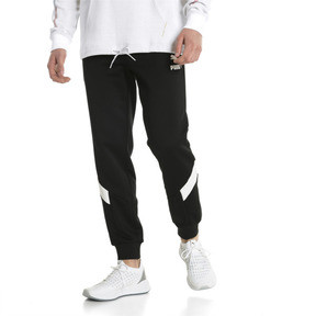 Thumbnail 2 of MCS Men's Track Pants, Puma Black-1, medium