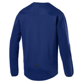 Thumbnail 4 of Pace Men's Crewneck Sweatshirt, Sodalite Blue, medium
