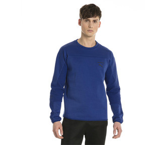 Thumbnail 2 of Pace Men's Crewneck Sweatshirt, Sodalite Blue, medium