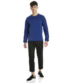 Thumbnail 5 of Pace Men's Crewneck Sweatshirt, Sodalite Blue, medium
