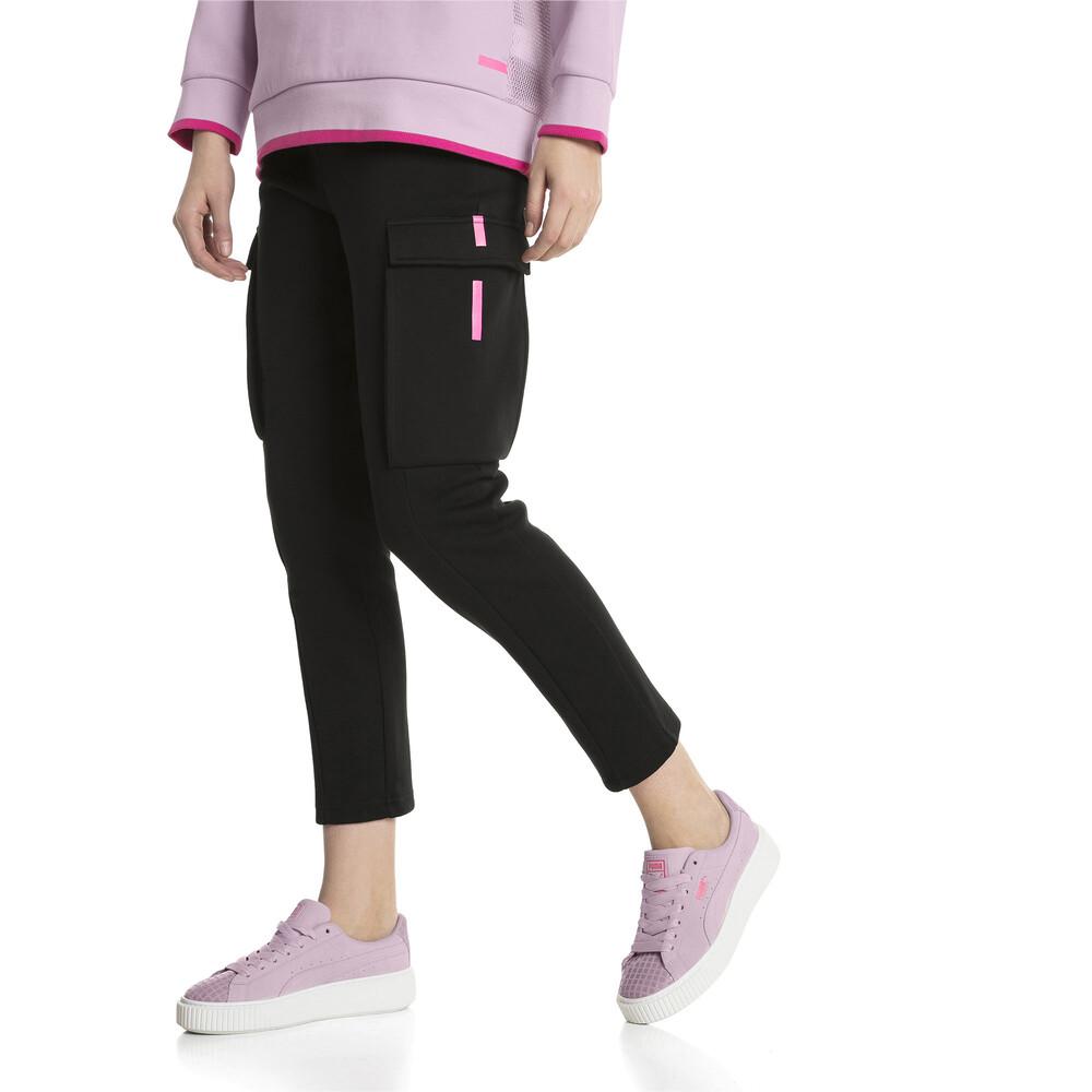 Imagen PUMA Pantalones deportivos para mujer Chase #1