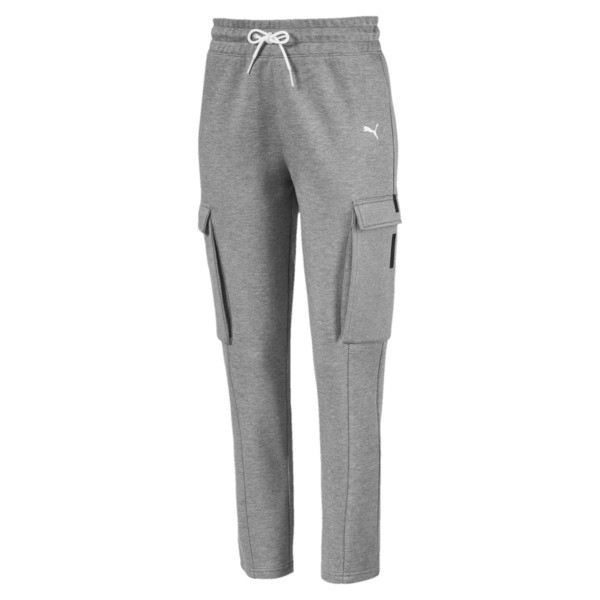 Chase Women's Sweatpants, Medium Gray Heather, large