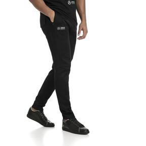 Thumbnail 2 of MERCEDES AMG PETRONAS Men's T7 Track Pants, Puma Black, medium