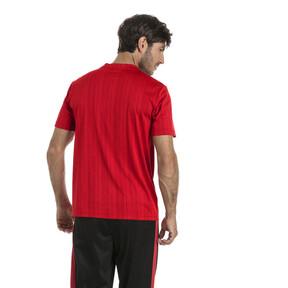Puma - Ferrari Herren Jacquard T-Shirt - 3