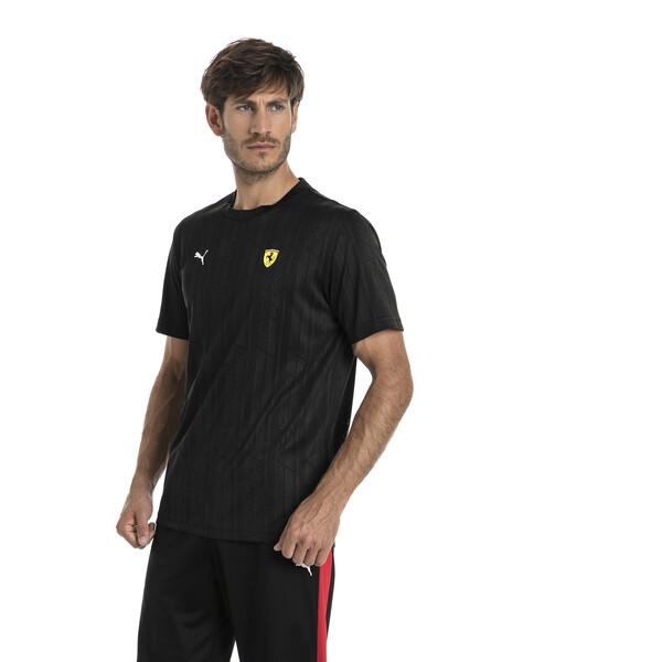Puma - Ferrari Herren Jacquard T-Shirt - 7