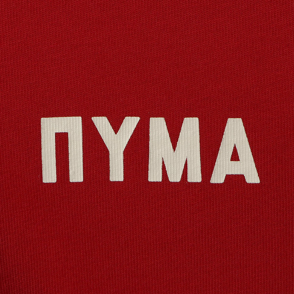 PUMA x OUTLAW MOSCOW TEE, Ribbon Red, large-JPN
