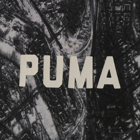 Thumbnail 6 of PUMA x OUTLAW MOSCOW TEE, Puma Black-AOP, medium-JPN