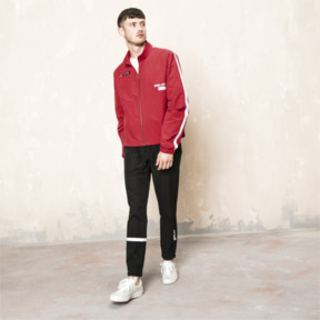 Thumbnail 5 of PUMA x OUTLAW MOSCOW Zip-Up Men's Track Top, Ribbon Red, medium