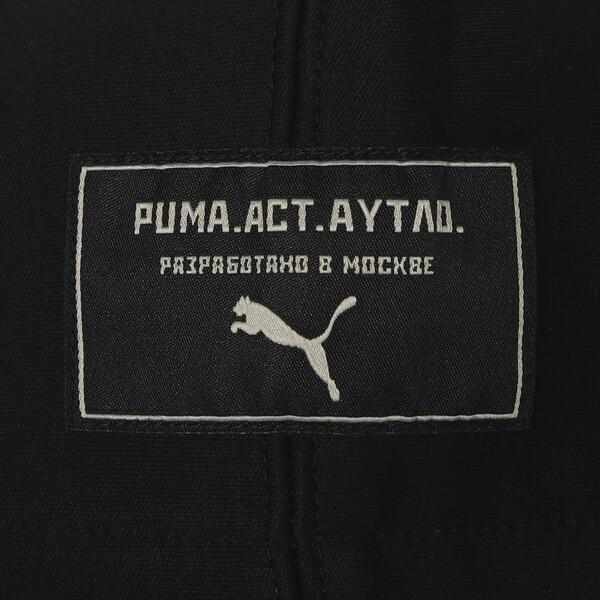 PUMA x OUTLAW MOSCOW HOODIE, Puma Black, large-JPN