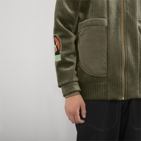 Thumbnail 6 of PUMA x HAN KJØBENHAVN Zip-Up Men's Bomber Jacket, 77, medium