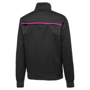 Thumbnail 4 of PUMA x HAN KJØBENHAVN Zip-Up Men's Track Top, Phantom Black, medium