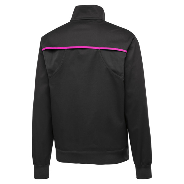 PUMA x HAN KJØBENHAVN Zip-Up Men's Track Top, Phantom Black, large