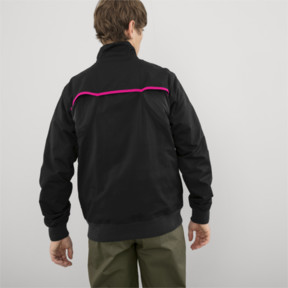 Thumbnail 3 of PUMA x HAN KJØBENHAVN Zip-Up Men's Track Top, Phantom Black, medium