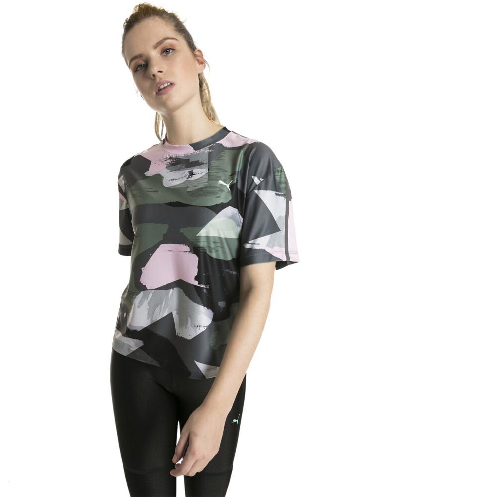 Görüntü Puma Chase Desenli Kadın T-Shirt #2