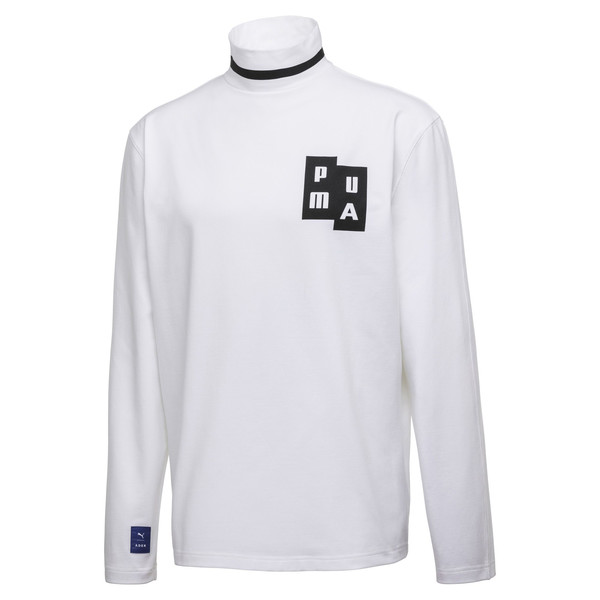 PUMA x ADER ERROR Long Sleeve  Pullover, Puma White-1, large