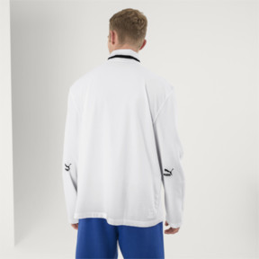 Thumbnail 3 of PUMA x ADER ERROR Long Sleeve  Pullover, Puma White-1, medium