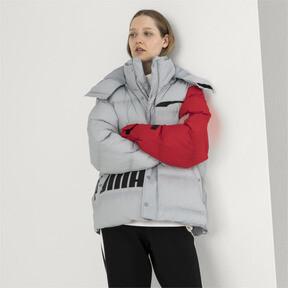 Thumbnail 6 of PUMA x ADER ERROR Hooded Button-Up Unisex Padded Jacket, High Rise, medium