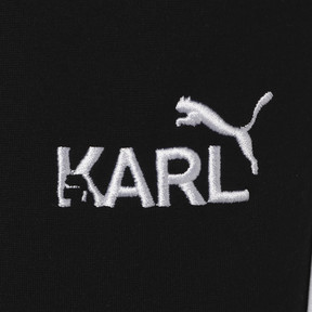 Thumbnail 6 of PUMA x KARL LAGERFELD Track Pants, Puma Black, medium