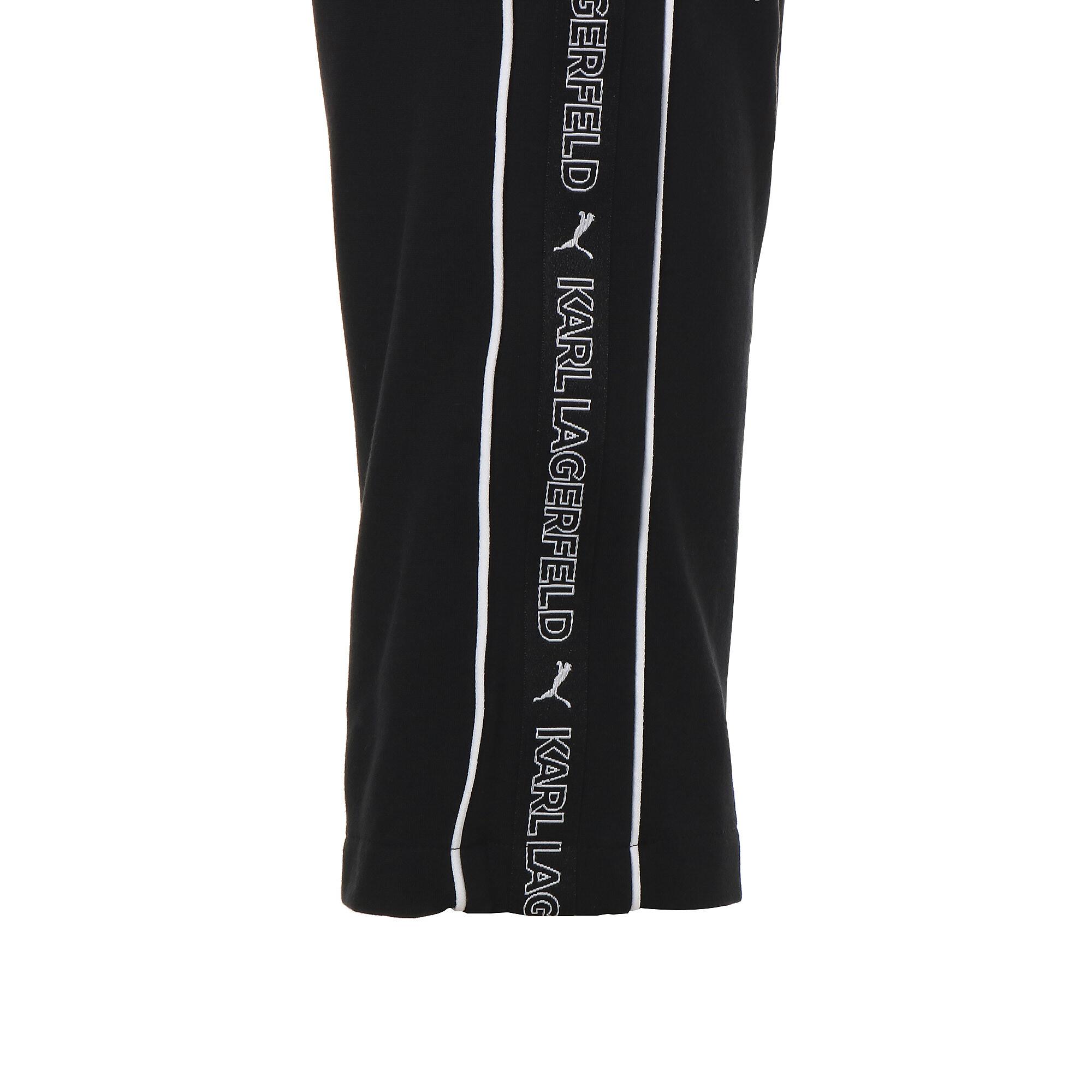 Image Puma PUMA x KARL LAGERFELD Men's Track Pants #7