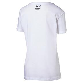 Thumbnail 4 of Evolution Women's Logo T-Shirt, Puma White, medium