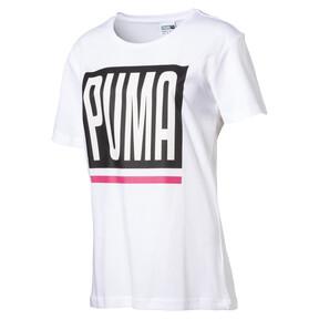 Thumbnail 1 of Evolution Women's Logo T-Shirt, Puma White, medium