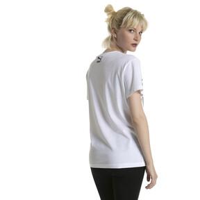 Thumbnail 3 of Evolution Women's Logo T-Shirt, Puma White, medium
