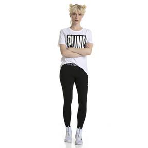 Thumbnail 5 of Evolution Women's Logo T-Shirt, Puma White, medium