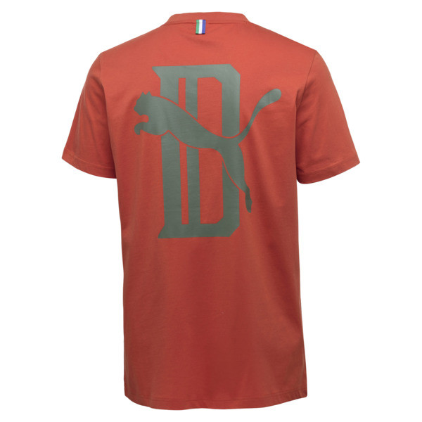 PUMA x BIG SEAN Men's Tee, Burnt Ochre, large