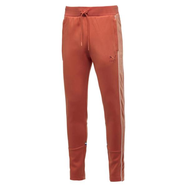PUMA x BIG SEAN T7 Men's Track Pants, Burnt Ochre, large