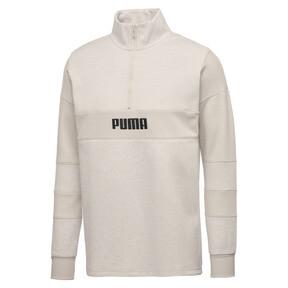 Thumbnail 1 of PUMA x BIG SEAN Half Zip Men's Pullover, Birch, medium