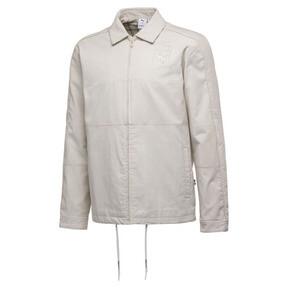 Thumbnail 1 of PUMA x BIG SEAN Zip-Up Men's Jacket, Birch, medium