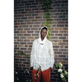 Thumbnail 3 of PUMA x BIG SEAN Long Sleeve Chequered Men's Shirt, Birch-check, medium