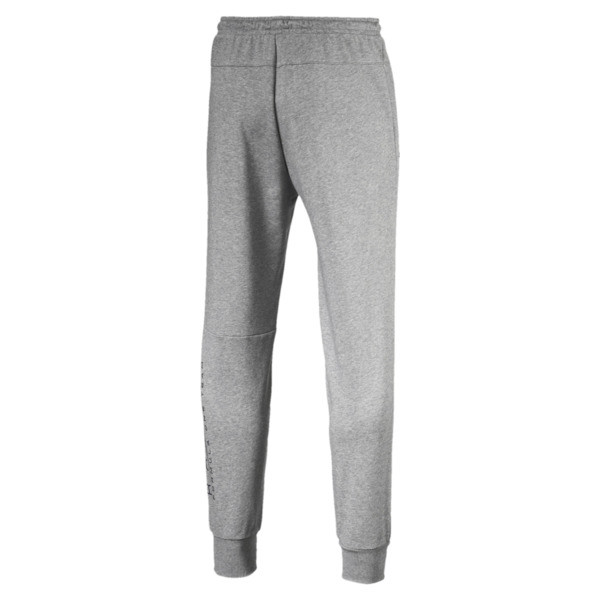 Red Bull Racing Men's Sweatpants, Medium Gray Heather, large