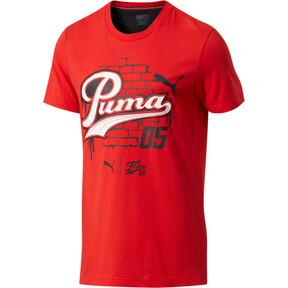 Thumbnail 1 of PUMA Graphic T-Shirt, High Risk Red, medium