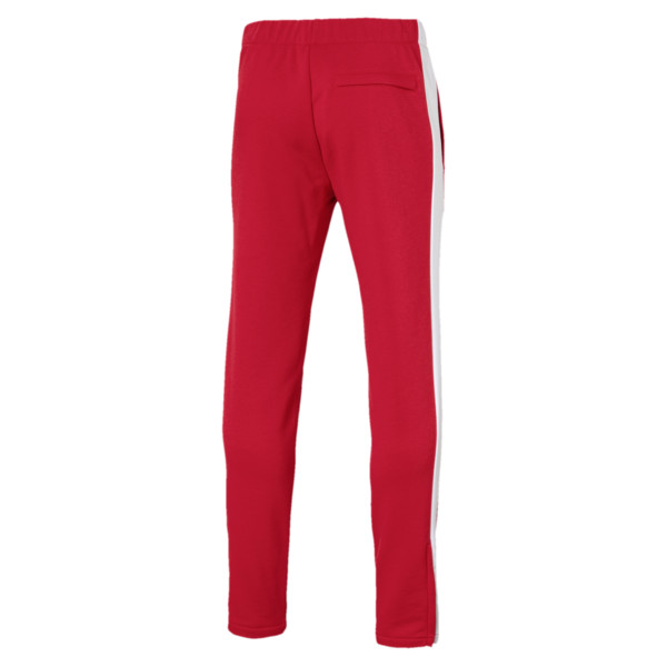 T7 Spezial Men's Track Pants, Ribbon Red, large