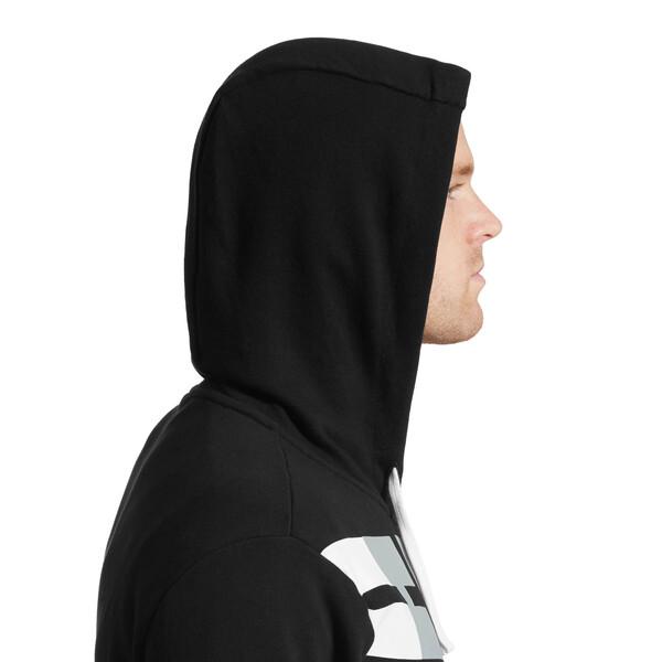 Men's Loud Full Zip Hoodie, 01, large
