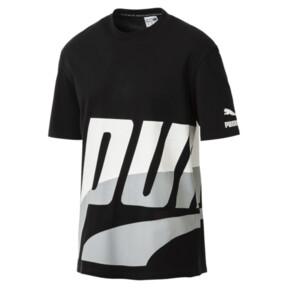 Thumbnail 1 of Men's Loud T-Shirt, Cotton Black, medium