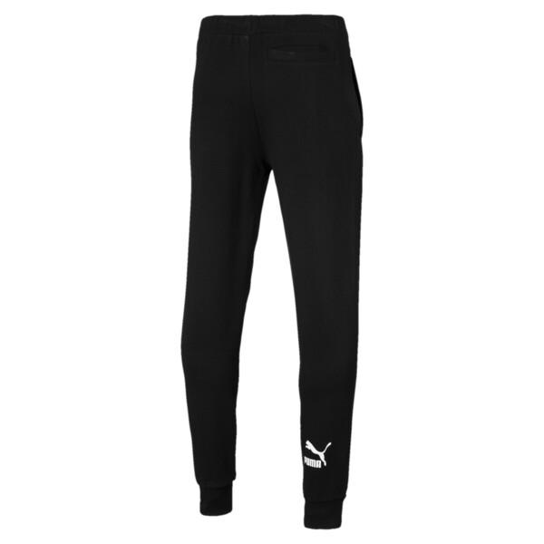 Men's Loud Pants, Cotton Black, large