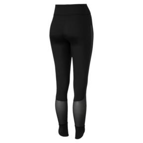 Thumbnail 3 of Scallop Women's Leggings, Puma Black, medium