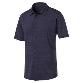 Chemise de golf à manches courtes Breezer pour homme
