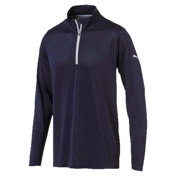 Essential evoKNIT 1/4 Zip, 01, large