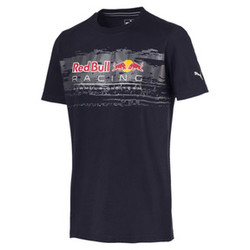 Polera con logotipo para hombre Red Bull Racing