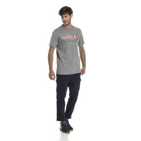 Thumbnail 5 of Red Bull Racing Men's Logo T-Shirt, Medium Gray Heather, medium