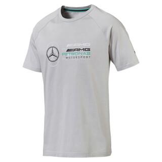 Image Puma MERCEDES AMG PETRONAS Men's Logo T-Shirt