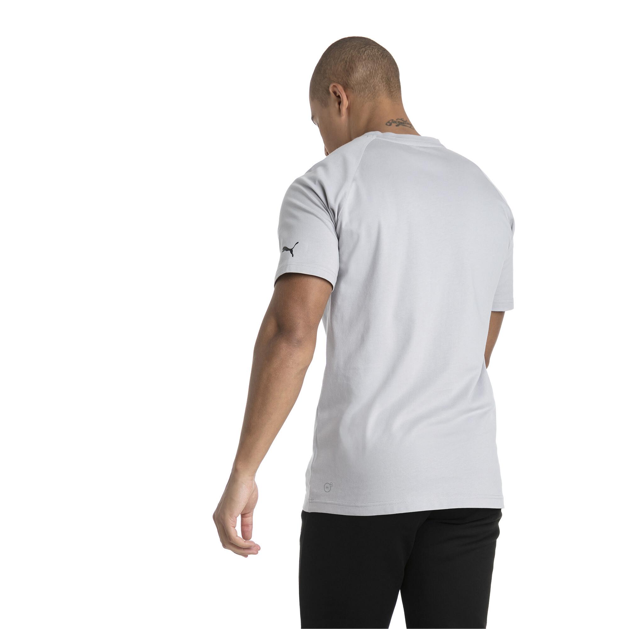 Image Puma MERCEDES AMG PETRONAS Men's Logo T-Shirt #2