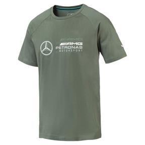 Imagen en miniatura 1 de Camiseta con logo de hombre MERCEDES AMG PETRONAS, Corona de laurel, mediana